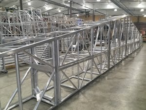 Tyler Truss Custom Roof Structure